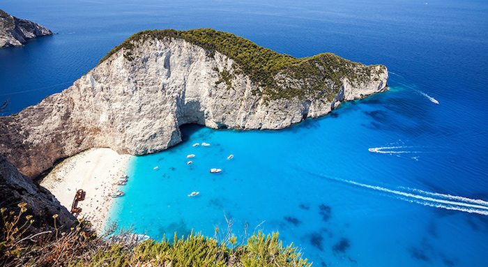 muslim friendly beaches to visit navagia bay greece