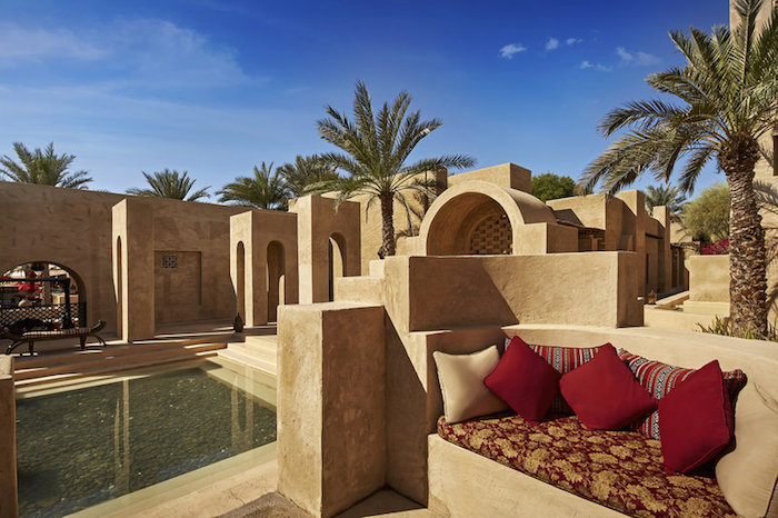 Muslim friendly desert resort in Dubai - Bab al shams