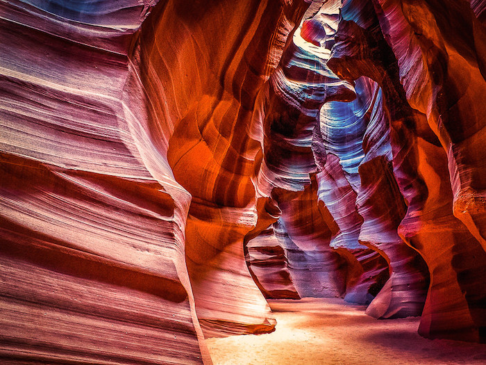 muslim friendly place antelope canyon us