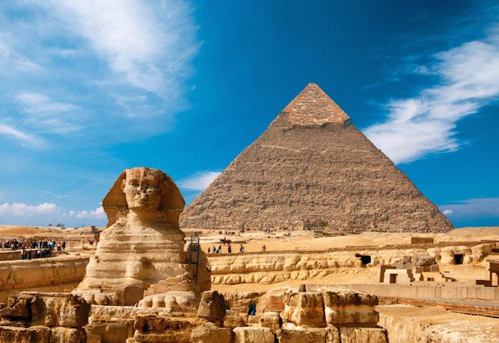 muslim friendly place egypt pyramids
