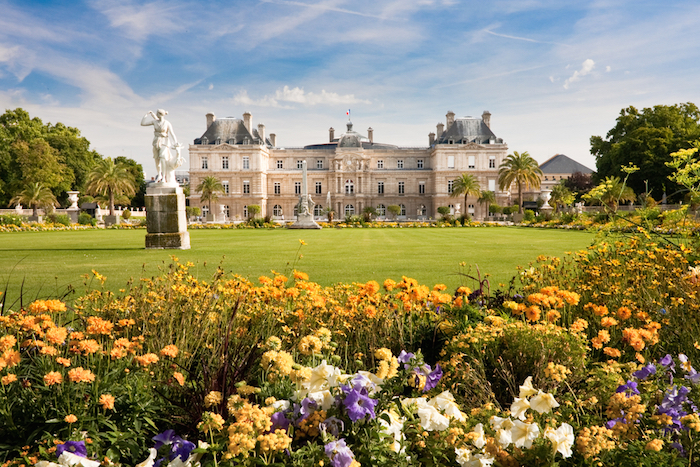Muslim friendly places in paris - jardin du luxembourg