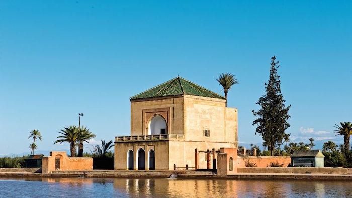 Muslim friendly places Menara Gardens