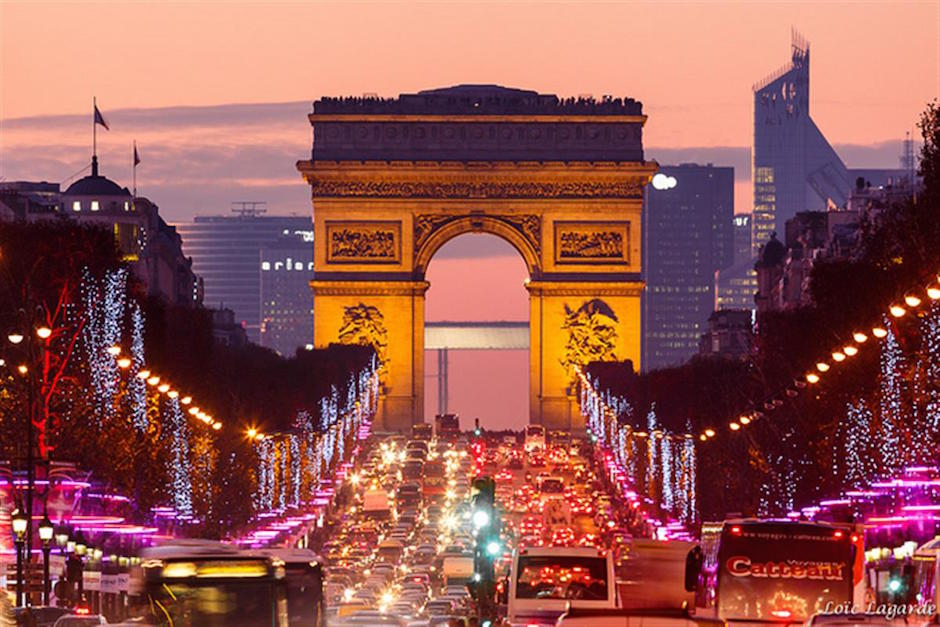 Muslim friendly tourist attractions in paris