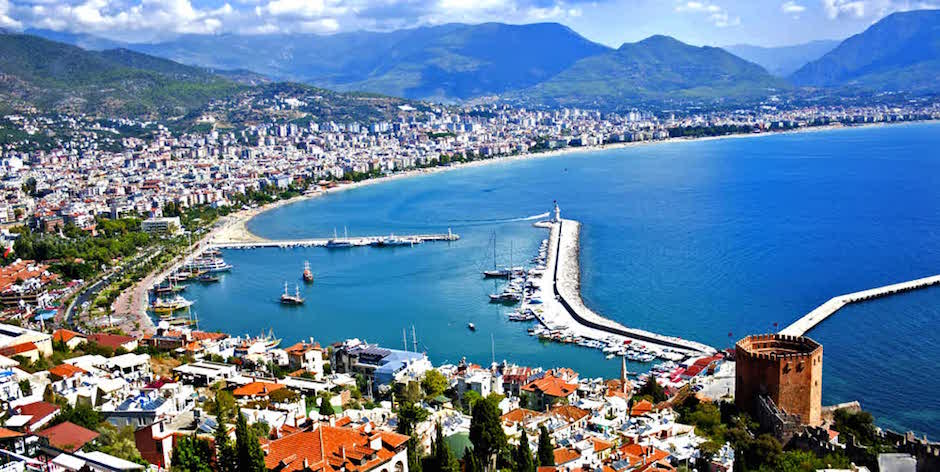 Muslim friendly travel guide to Antalya Turkey