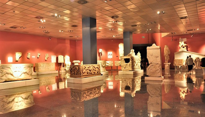 Must visit places in Antalya - Museum