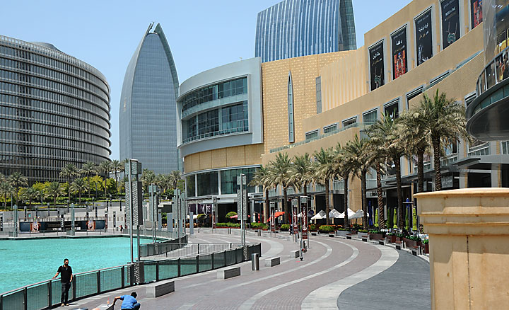 places to shop in dubai - dubai mall