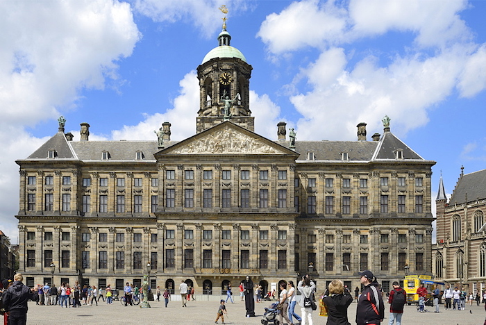 Travel guide to Amsterdam for Muslim travellers Royal palace