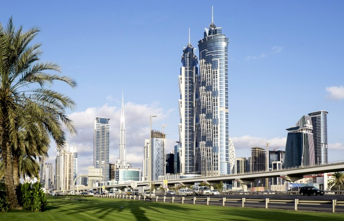 Top Halal friendly hotel in dubai jw marriott marquis dubai
