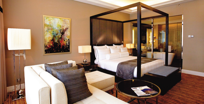 Best places to stay in KL - Majestic Hotel