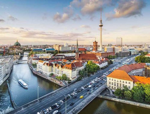 Berlin travel guide for Muslims