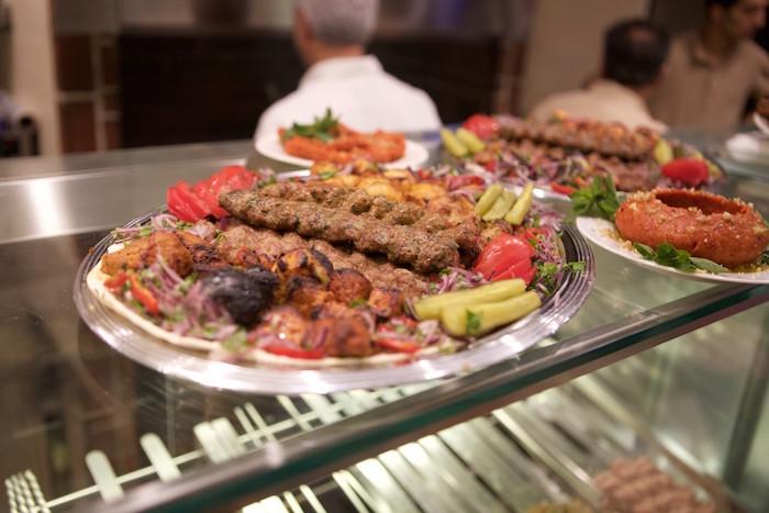 Al Amir Halal Restaurant in Budapest Hungary