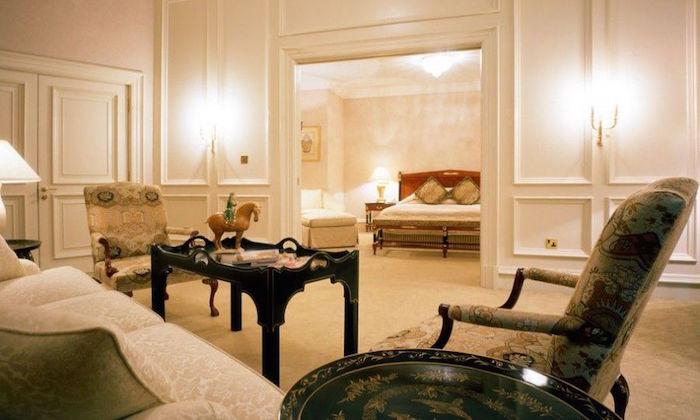 Best Muslim friendly hotels in Kuala Lumpur - Ritz Carlton