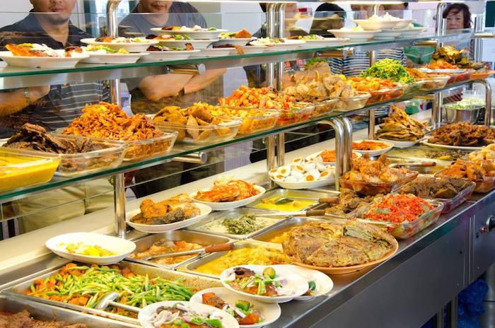 Cheap halal food in Singapore