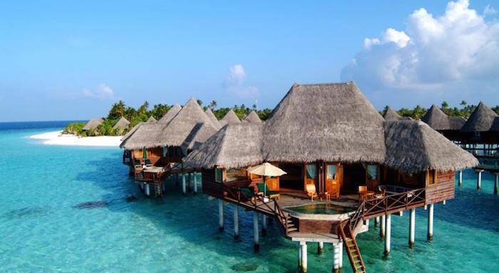 Coco Palm Dhuni Kolhu Maldives island