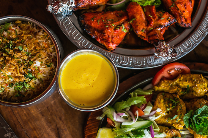Curry house - Halal restaurants in Budapest Hungary