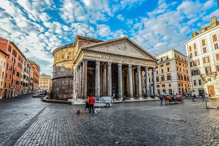 Fun things to do in rome - Pantheon