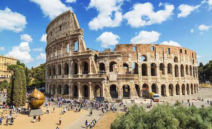 Fun things to do in Rome for Muslim travellers - Visit Colosseum