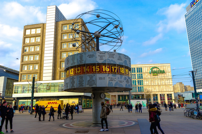 Halal friendly places to visit in Berlin - Alexanderplatz