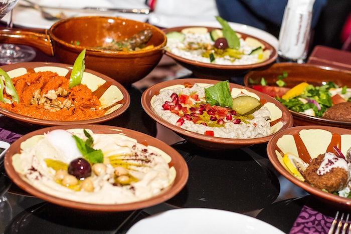 Halal food in Budapest - Baalbek restaurant