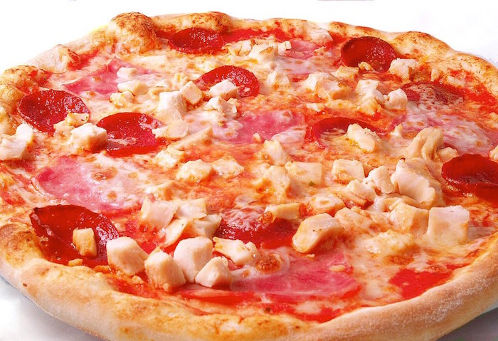 Halal food in london - ICCO Pizza