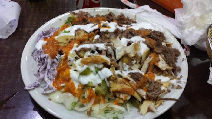 Halal foods in Rome - Ali Baba Restaurant