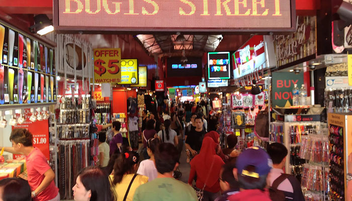 Halal friendly Bugis Market Singapore