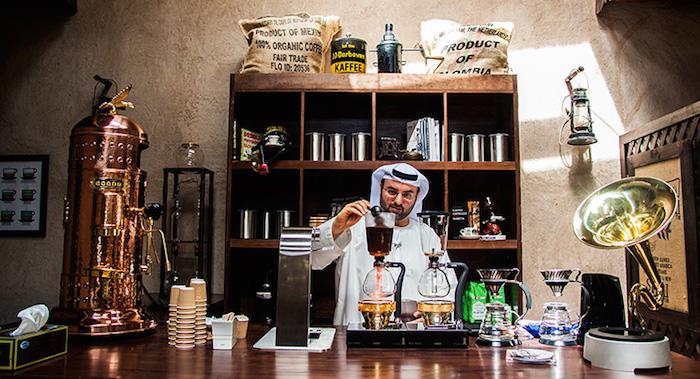 Halal friendly places to visit - Dubai Coffee Museum