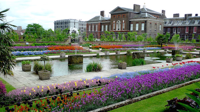 Halal friendly places to visit in London - Kensington Gardens