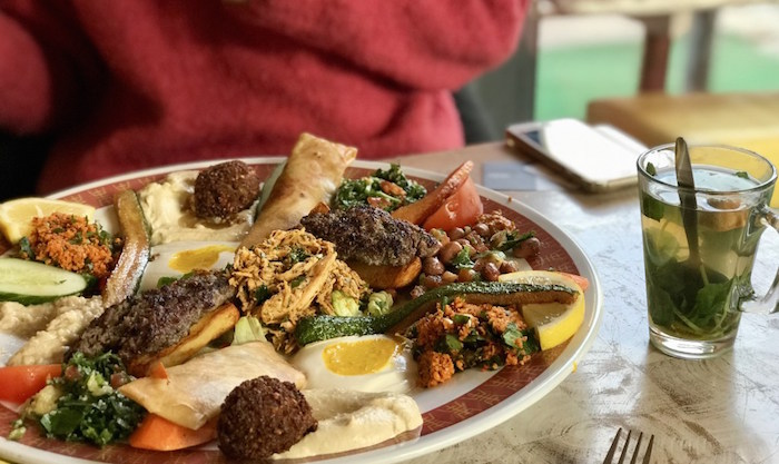 Halal Syrian food in Berlin - Yarok Fine