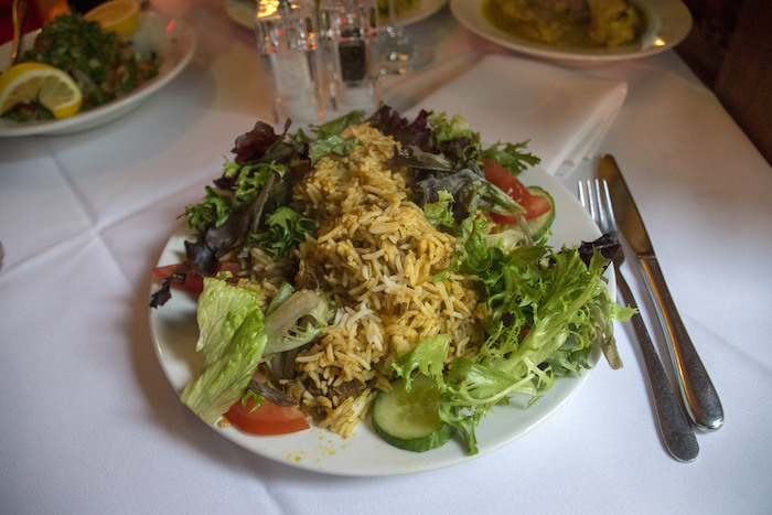 Muslim friendly Halal Iran restaurant london