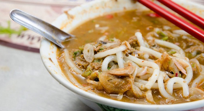 Laksa Penang - Must try food in Malaysia