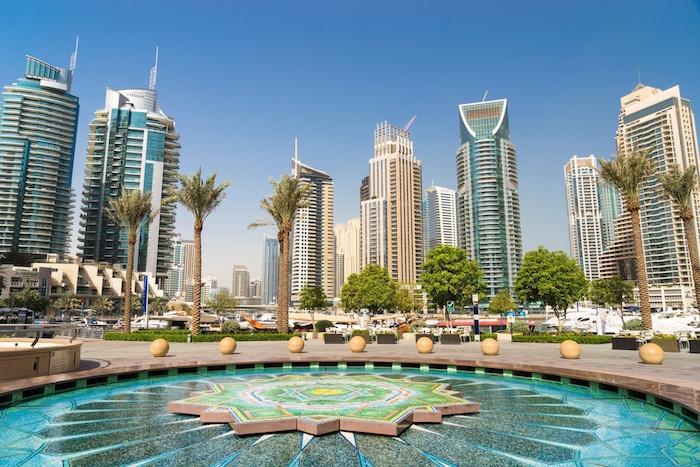 Marina Walk Dubai