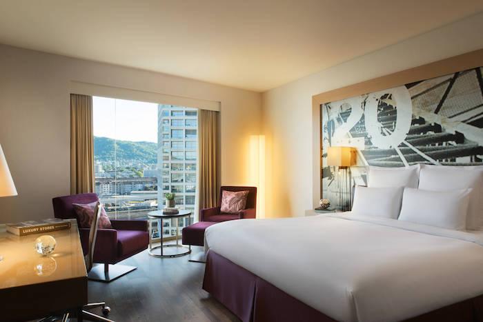 Muslim friendly hotels in Zurich - Marriott