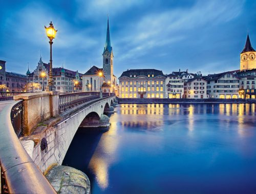 Muslim friendly hotels in Zurich Switzerland