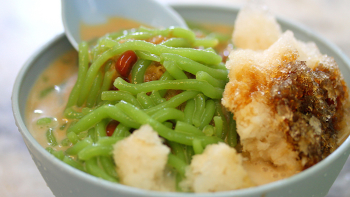 Must try Halal food in Malaysia - Cendol