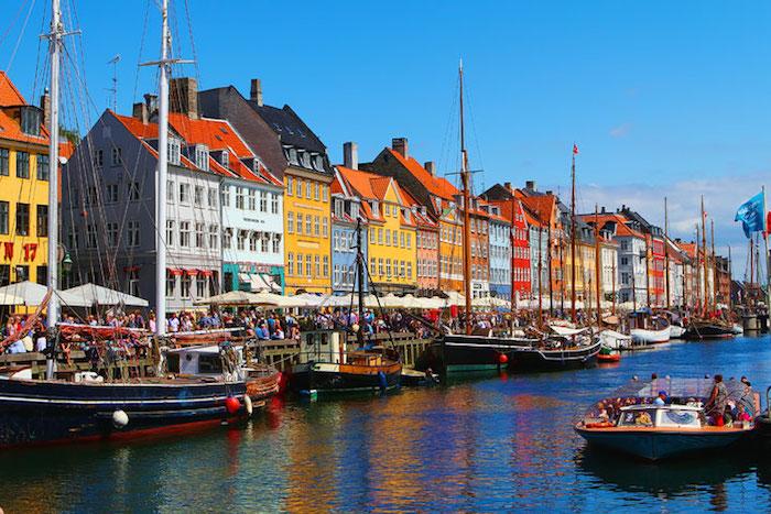 Must visit city for Muslim female travelers - Copenhagen Denmark