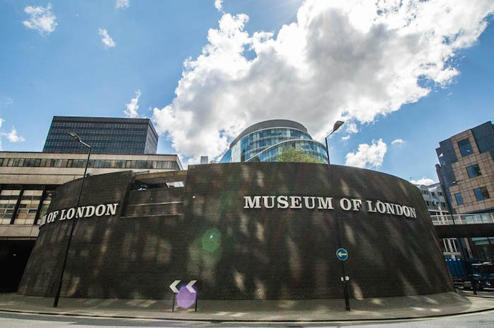 Popular places in london - museum of london