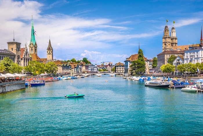 Safest destinations for solo Muslim female travellers - Zurich