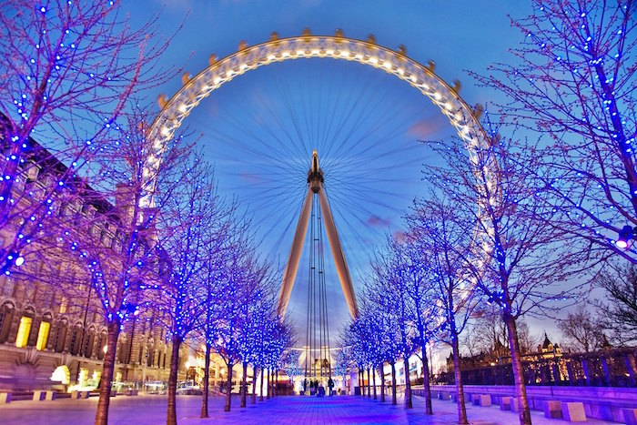 Top attractions in London UK