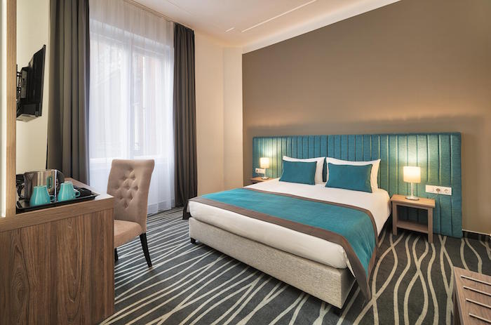 Top halal friendly hotels in Budapest - Arcadia