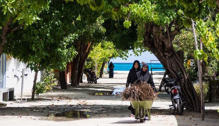 Top local islands in Maldives