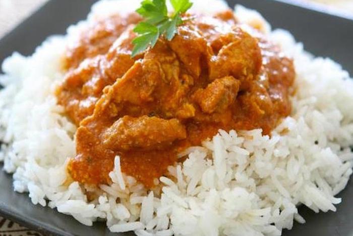 Halal restaurant Curry Queen in Zurich