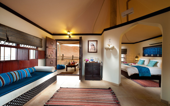 Best luxury hotels in Oman - Desert Night Camps