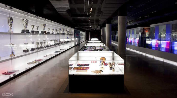 Camp Nou tour discount - FC Barcelona Museum