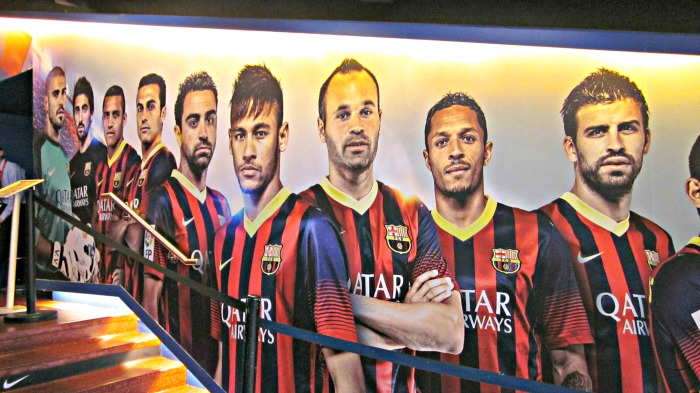 Camp Nou tour experience - Discount