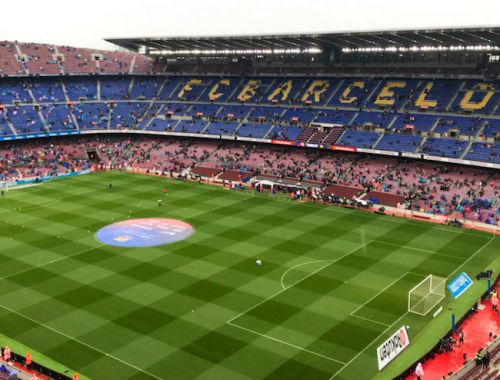 Camp Nou tour discount