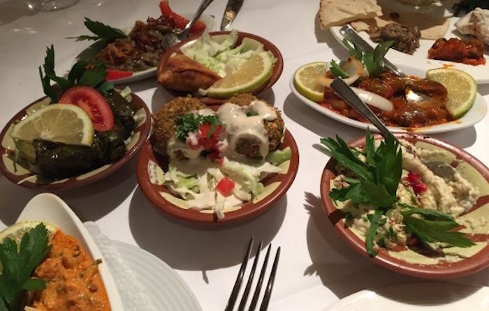 Famous Halal restaurants in Zurich - Le Cedre