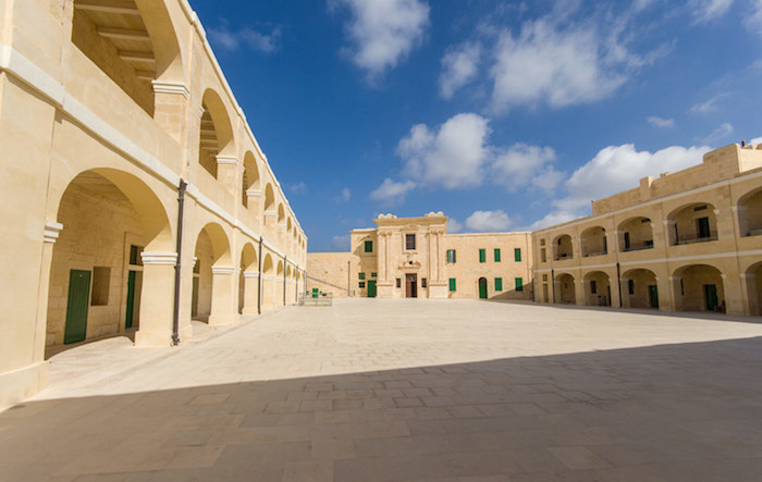 Muslim friendly places in Malta - Fort St Elmo