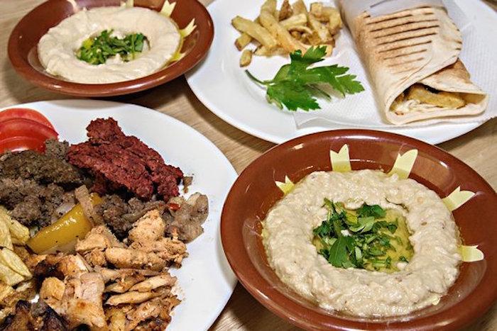 Halal restaurants in Zurich - Libanon il Achdar