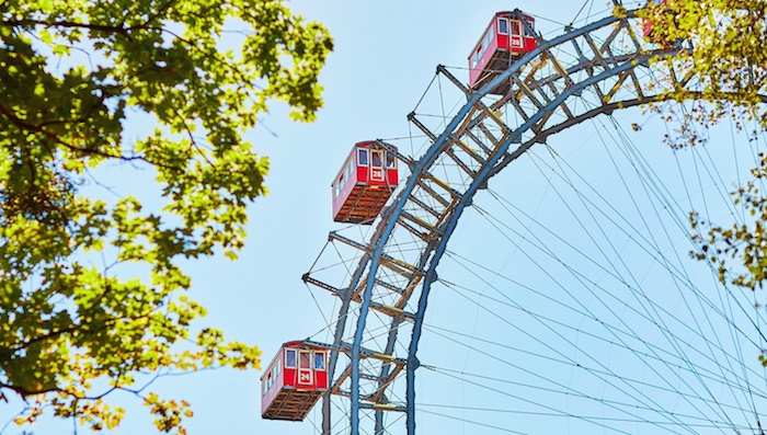 Halal friendly attractions in Vienna - The Prater